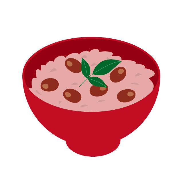 小豆粥(あずきがゆ)