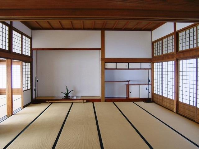 床の間 畳 和室