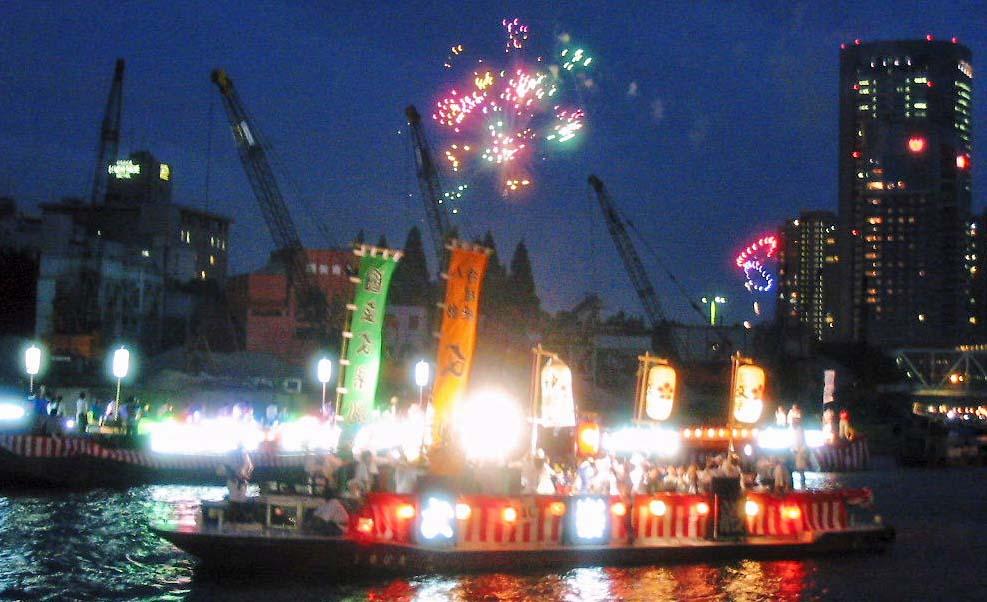 大阪天神祭