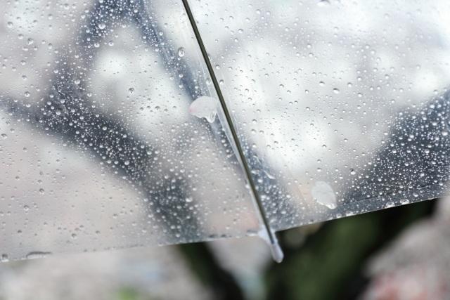 雨 傘 梅雨のイメージ