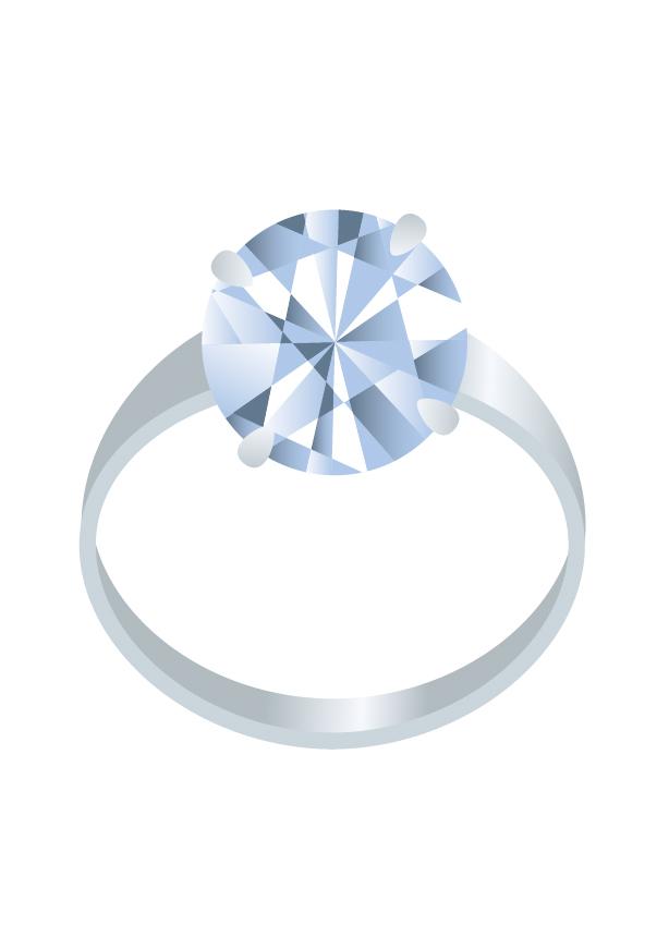 プラチナダイヤ指輪