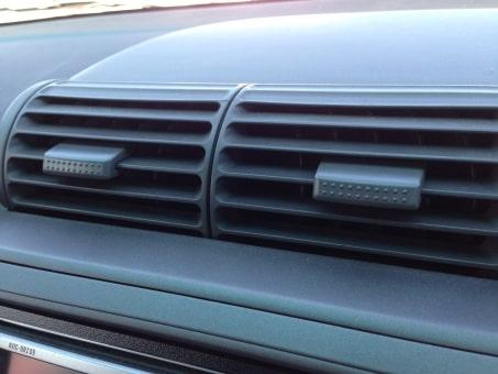 車エアコン